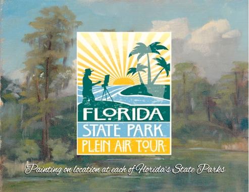 FLorida State Park Plein Air Tour