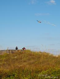 A perfect afternoon to fly kites for sure!