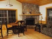 Inside of cabin