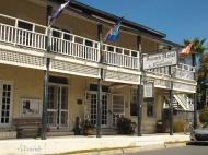 Historic Island House hotel