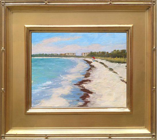 Caladesi Island Beach - 8x10