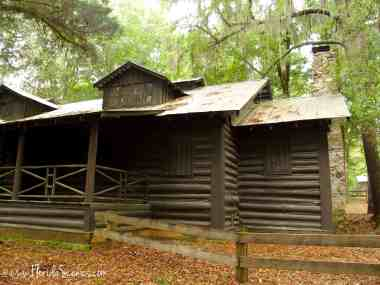 Old Log structure