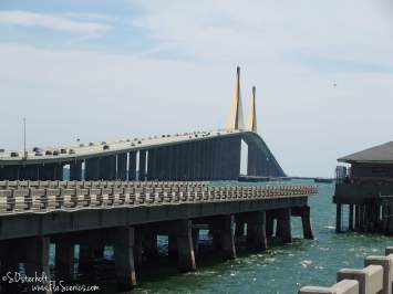 Park 57 skyway fishing pier state park florida for Skyway bridge fishing pier
