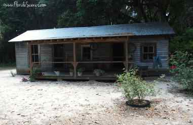 Sharecroppers cottage