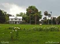 Historic old homestead
