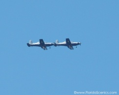 Flying in Formation - - Planes