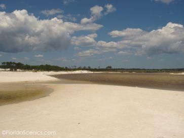 Lake meets gulf