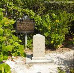 Coast guard marker