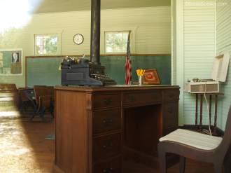 Old one-room school