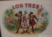 Vintage Cigar box label