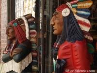 Cigar Shop Indians