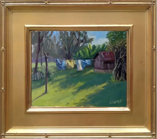 Dudley Farm - Framed 8x10