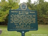 Battle Historical Marker