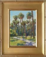 "Madira Bickel Mound - 6x8"" oil on canvas panel"