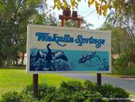 Wakulla Lodge sign