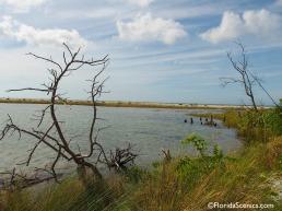 Stump pass lagoon