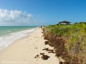 Nice long sandy beach