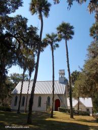 Old Florida Church