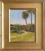 """Faver-Dykes painting - 8x10"""" oil on linen panel"""