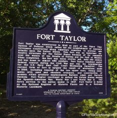 about Fort Taylor