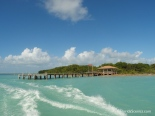 Indian Key boat dock