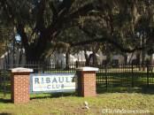 Ribault club entrance