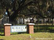 Ribault club entrance