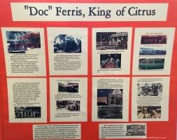 """""""Doc"""" Ferris History"""